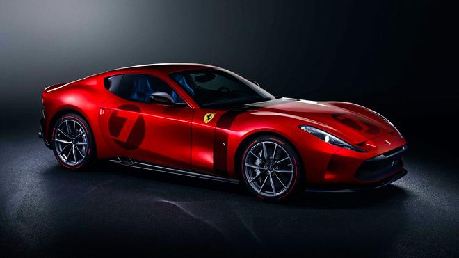 Ngắm siêu phẩm Ferrari Omologata chỉ một chiếc trên toàn thế giới - 1