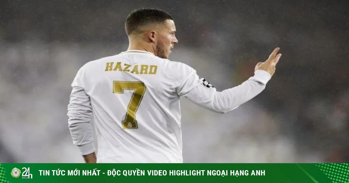 Tin HOT bóng đá sáng 1/10: Eden Hazard nguy cơ lỡ trận El Clasico