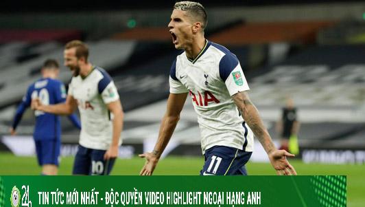 Werner rực sáng như Ronaldo, Chelsea đen đủi thua Tottenham đấu luân lưu