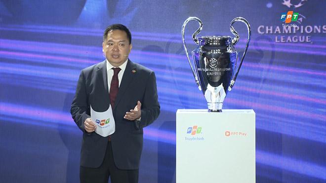 FPT công bố sở hữu độc quyền bản quyền Champions League, Europa League 3 mùa liên tiếp - 1