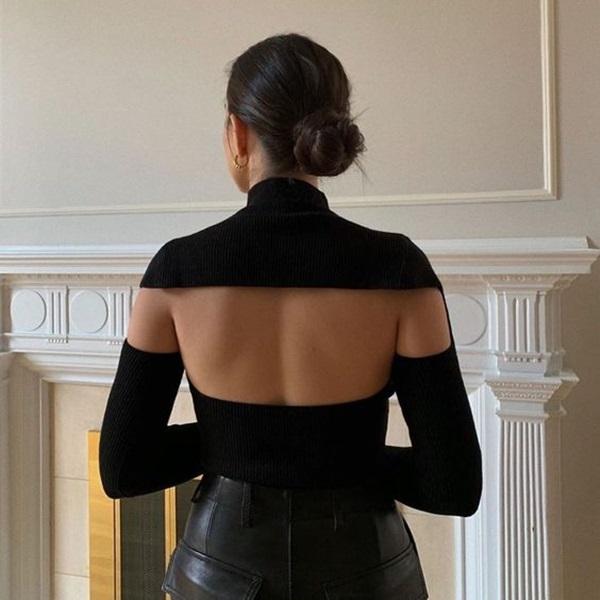 Muôn kiểu áo hở lưng cho nàng khoe nét quyến rũ trong mùa hè này - 6