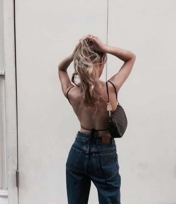 Muôn kiểu áo hở lưng cho nàng khoe nét quyến rũ trong mùa hè này - 9
