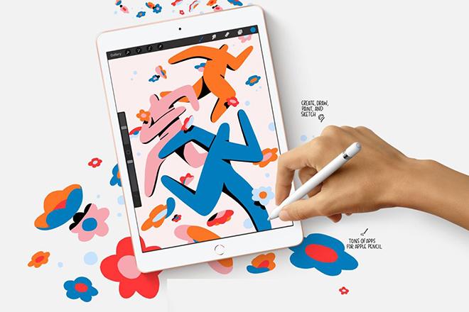 iPad 8 - Máy tính bảng ngon, bổ nhất năm nay - 4