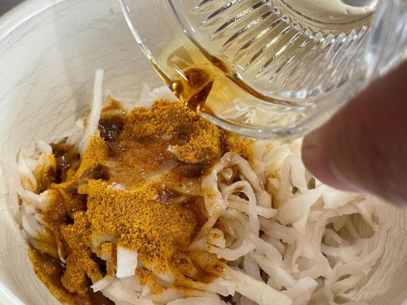 Chỉ từ củ cải khô, người Nhật sáng tạo ra 3 món ăn siêu ngon, giàu dinh dưỡng - 7
