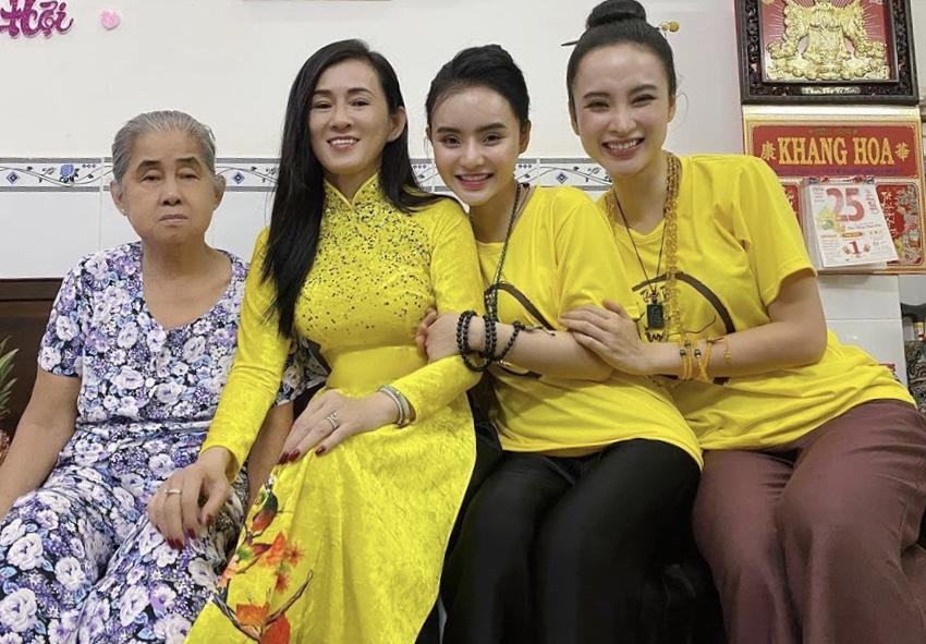 Mẹ ruột Angela Phương Trinh ngày càng trẻ trung, sành điệu ở tuổi U60 - 5
