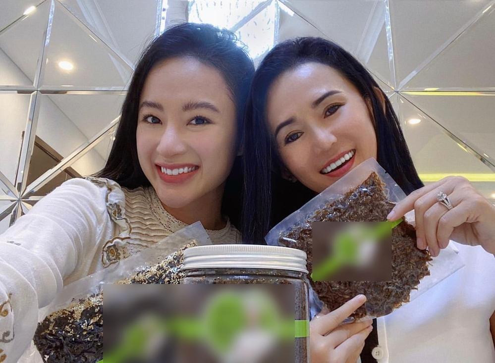 Mẹ ruột Angela Phương Trinh ngày càng trẻ trung, sành điệu ở tuổi U60 - 3
