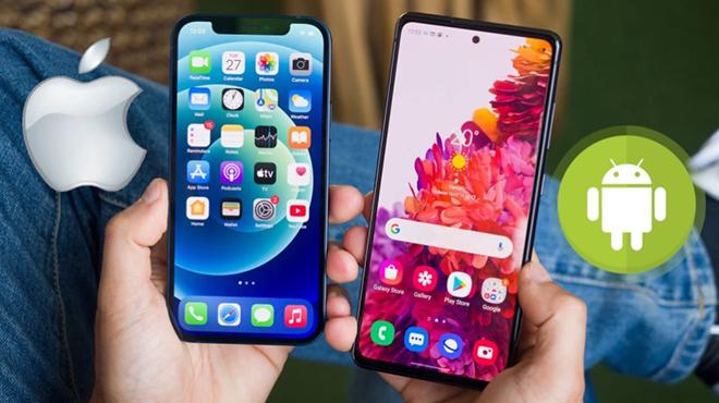 """Sự hợp tác giữa hai """"ông lớn"""" có khiến Apple lo lắng về iPhone? - 1"""