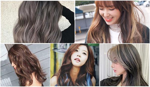 15 Màu tóc nâu lạnh đẹp trẻ trung tôn da dẫn đầu xu hướng năm 2021 - 10