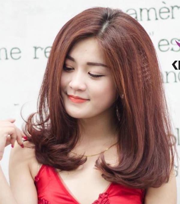 25 Kiểu tóc ngắn ngang vai đẹp nhất dẫn đầu xu hướng năm 2021 - 20