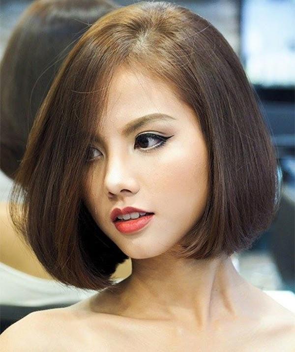 40+ Kiểu tóc đẹp 2021 cho nữ thêm trẻ trung dẫn đầu xu hướng hiện nay - 10