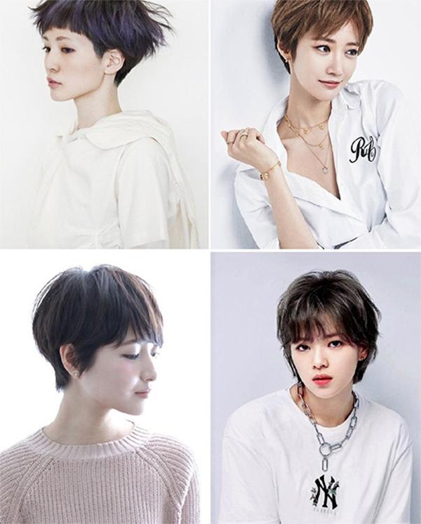 40+ Kiểu tóc đẹp 2021 cho nữ thêm trẻ trung dẫn đầu xu hướng hiện nay - 34