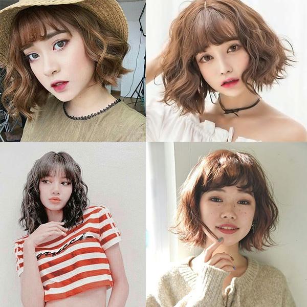 40+ Kiểu tóc đẹp 2021 cho nữ thêm trẻ trung dẫn đầu xu hướng hiện nay - 9
