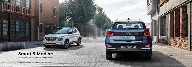 Hyundai Venue 2022 trình làng, giá quy đổi từ 344 triệu đồng - 3