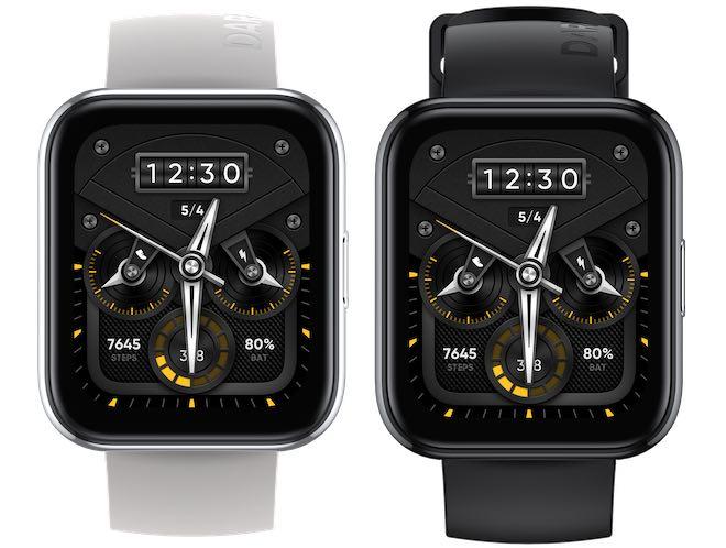 Đồng hồ Realme Watch 2/2 Pro trình làng: Màn hình lớn, giá rẻ - 1