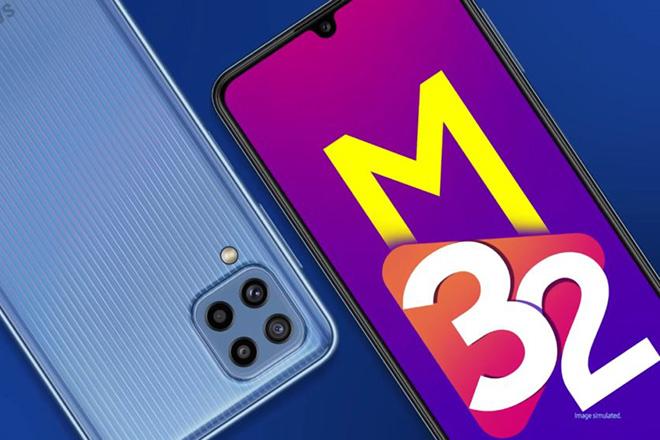 Galaxy M32 ra mắt với pin trâu, màn hình siêu mượt, giá chỉ 6,29 triệu đồng - 1