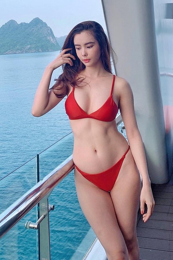 """Hoa hậu Đồng Tháp có vòng ba 1m được """"ghép đôi"""" với Công Phượng giờ ra sao? - 3"""