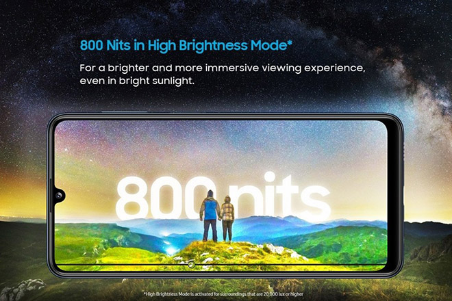 Galaxy M32 ra mắt với pin trâu, màn hình siêu mượt, giá chỉ 6,29 triệu đồng - 3
