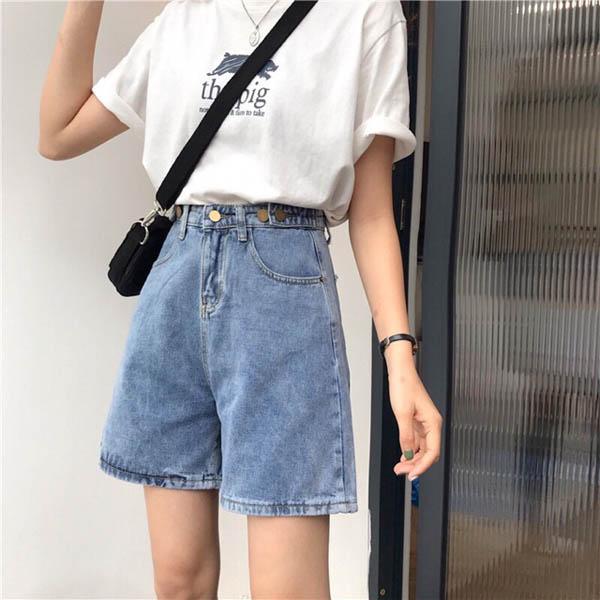 5 mẹo giúp nàng mặc quần short tôn dáng - 2