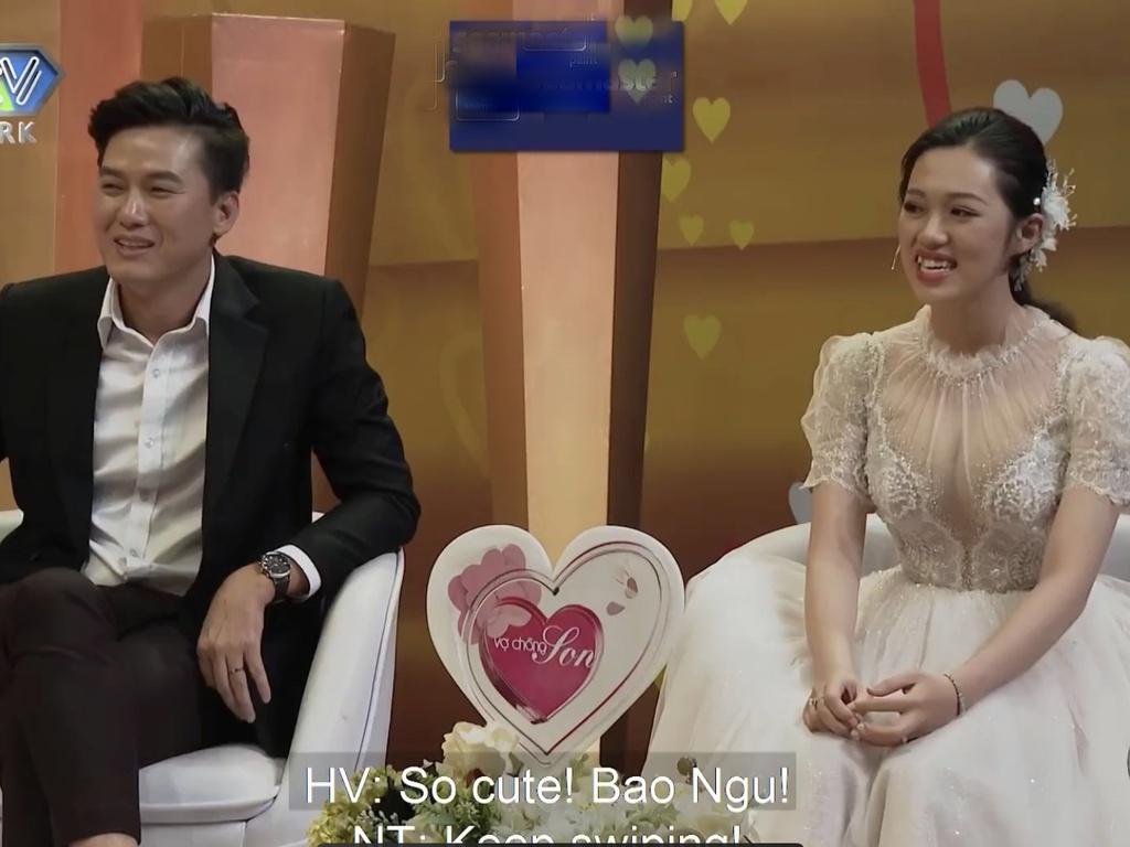 """Nhan sắc """"đánh bật camera thường"""" của vợ sao nam Việt đi thi tốt nghiệp cấp 3 - 3"""