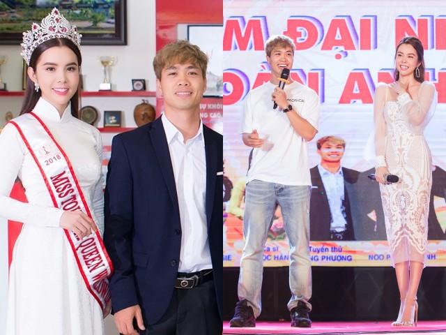 """Hoa hậu Đồng Tháp có vòng ba 1m được """"ghép đôi"""" với Công Phượng giờ ra sao? - 2"""