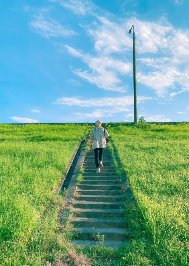 """Địa điểm check-in xanh mướt như Nhật Bản giữa lòng Hà Nội, quá hợp để chụp bộ ảnh """"anime""""! - 4"""