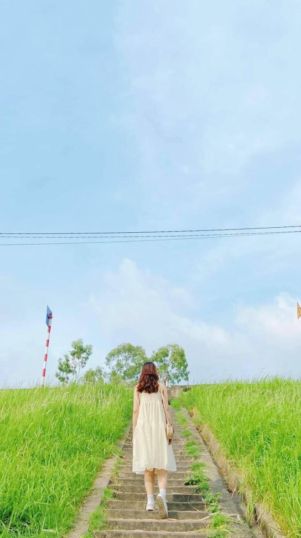 """Địa điểm check-in xanh mướt như Nhật Bản giữa lòng Hà Nội, quá hợp để chụp bộ ảnh """"anime""""! - 9"""