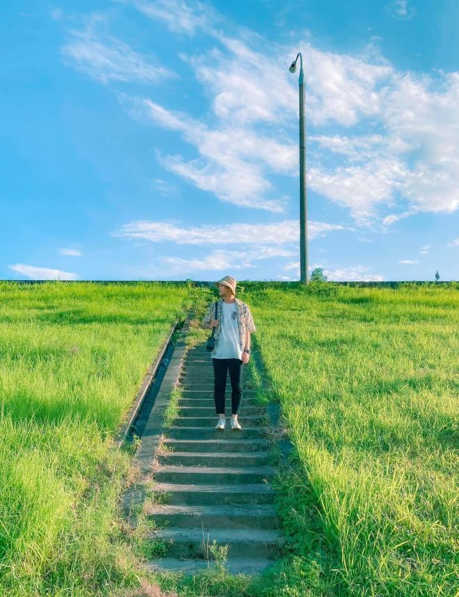 """Địa điểm check-in xanh mướt như Nhật Bản giữa lòng Hà Nội, quá hợp để chụp bộ ảnh """"anime""""! - 11"""