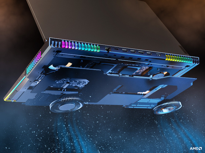 Lenovo công bố laptop gaming mạnh nhất của hãng, thiết kế hầm hố - 4