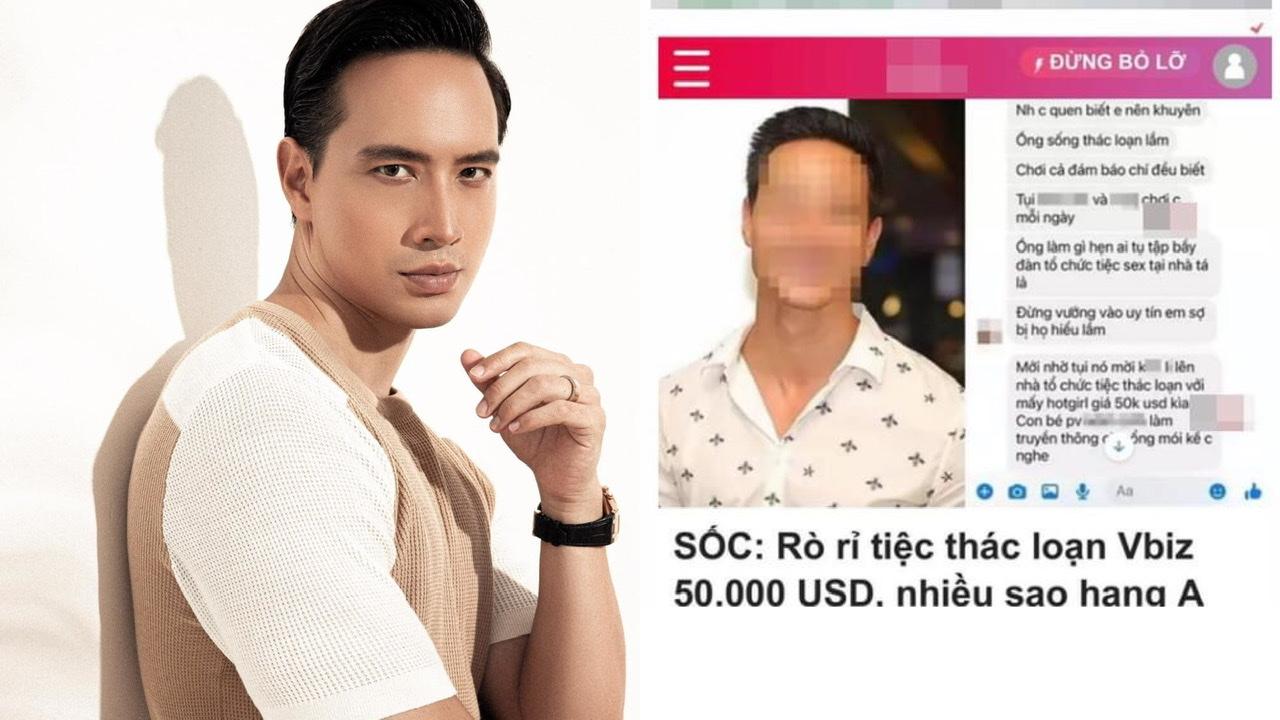 """Kim Lý lên tiếng về tin đồn được mời đến tiệc """"nhạy cảm"""" với giá hàng chục ngàn USD - 1"""