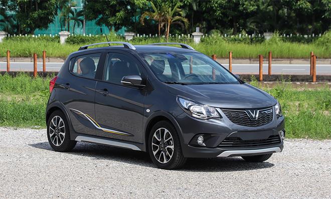 6 mẫu xe ô tô đang được giảm 100% lệ phí trước bạ - 4