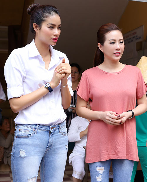 Hoa hậu kiếm 10 tỷ/tháng làm rõ tin đồn tạt mắm tôm quán trà sữa Phạm Hương 4 năm trước - 4