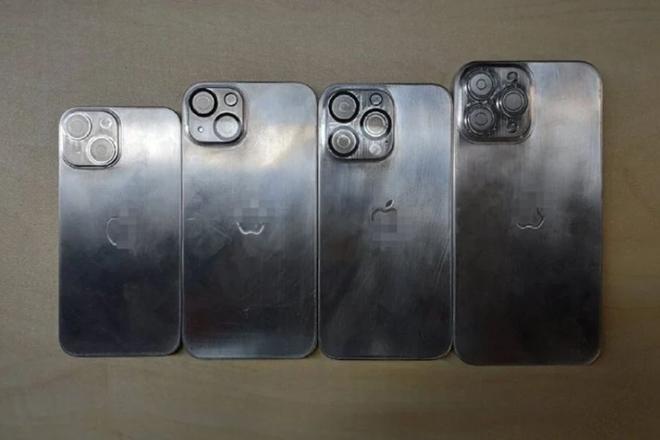 Hình ảnh cho thấy thiết kế cuối cùng của iPhone 13 series - 1