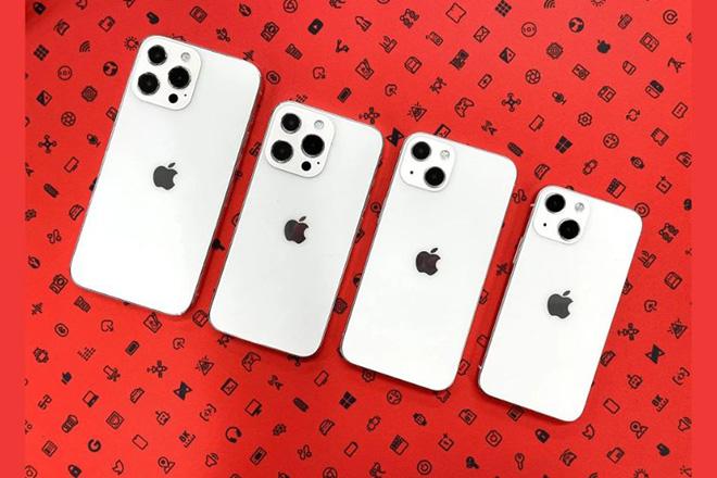 Hình ảnh cho thấy thiết kế cuối cùng của iPhone 13 series - 3