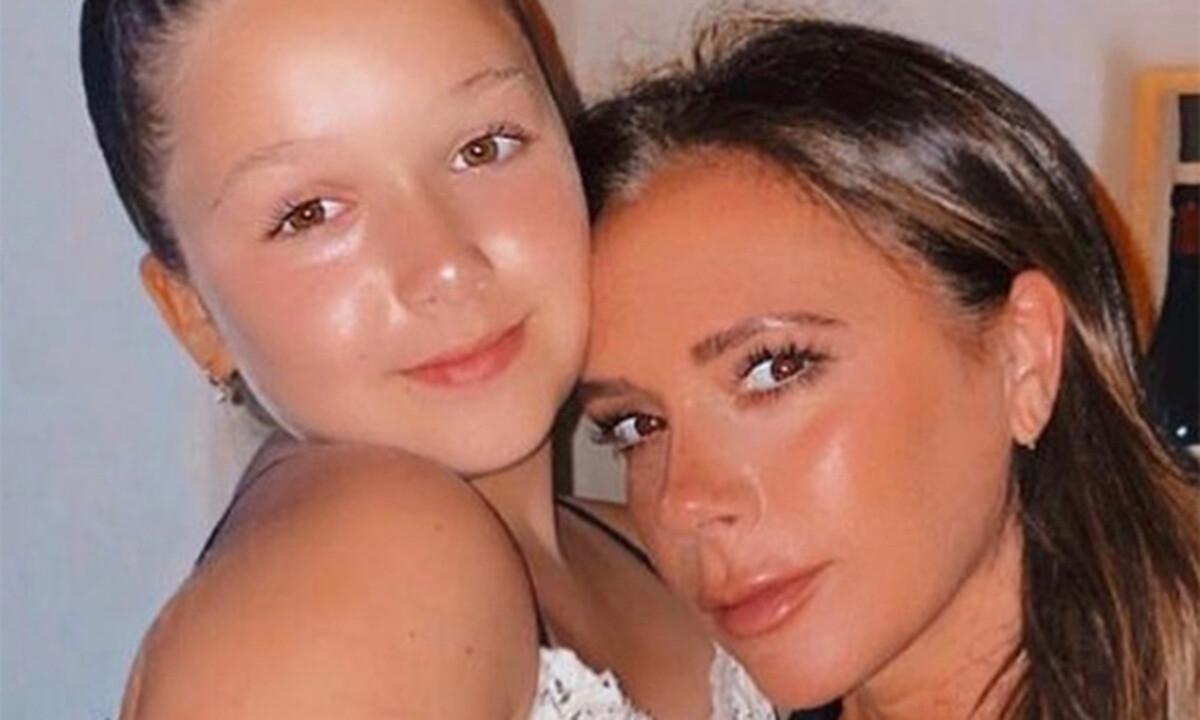 """Trước trận Anh - Ý, gia đình David Beckham lại """"gây bão"""" mạng - 2"""