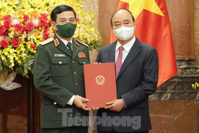 Chân dung Đại tướng Phan Văn Giang - Đại tướng thứ 16 của Quân đội