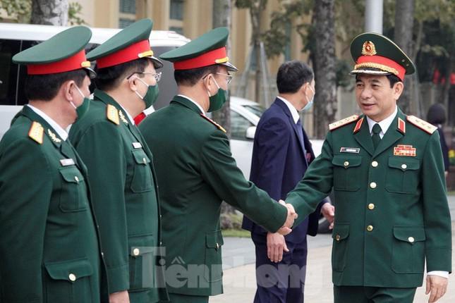 Chân dung Đại tướng Phan Văn Giang - Đại tướng thứ 16 của Quân đội - 3