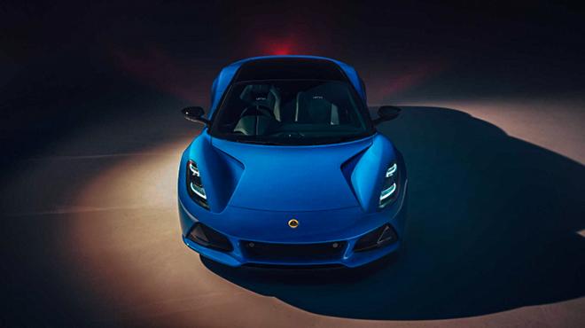 Emira xe thể thao sử dụng động cơ đốt trong cuối cùng của hãng Lotus - 1