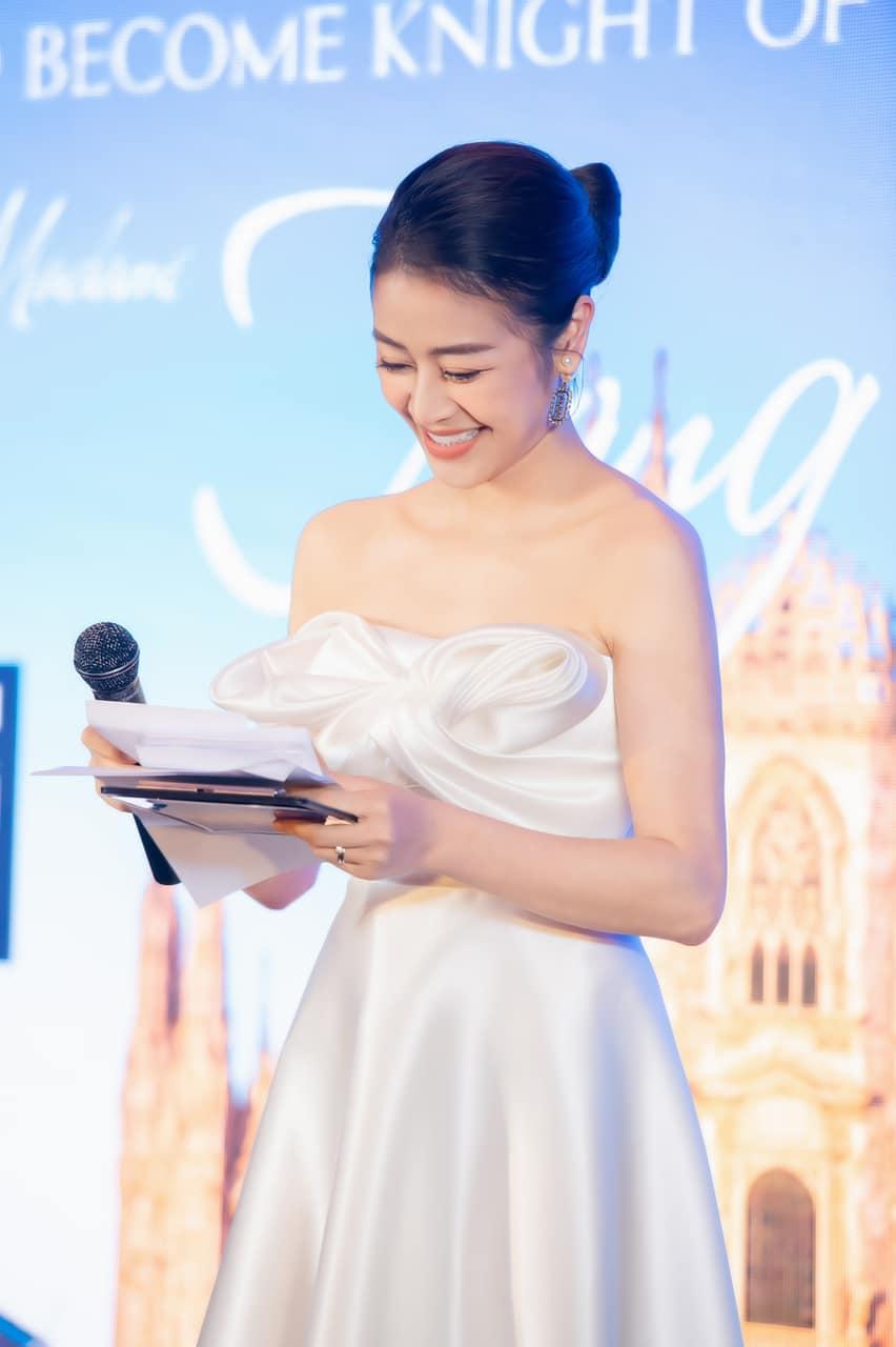 MC Phí Linh tiết lộ cuộc sống hôn nhân với phó phòng VTV, lý do không nên giữ tiền của chồng - 5