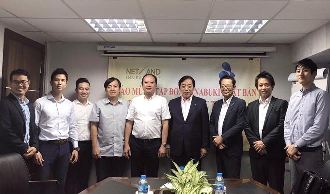 Tập đoàn BĐSViệt Nam có tiềm lực mạnh được doanh nghiệp lớn đến từ Nhật hợp tác - 1