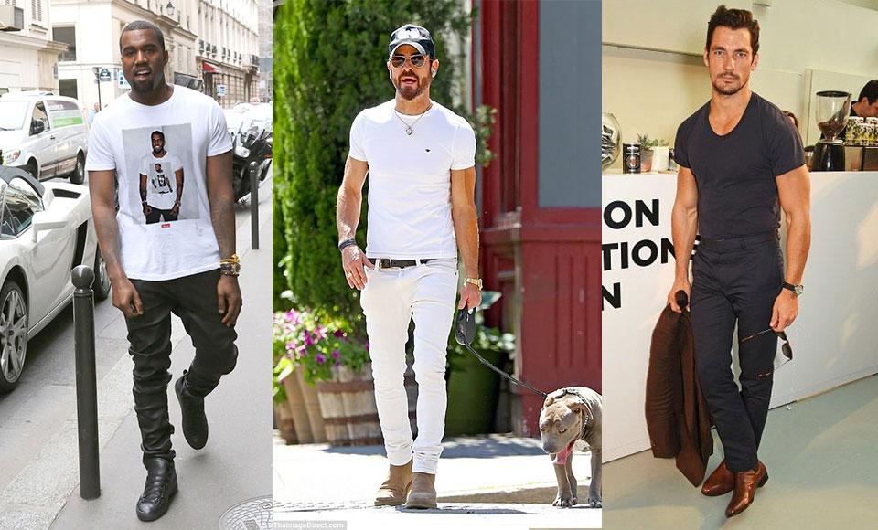 7 cách mặc áo phông nam bảnh bao, sành điệu cho mùa hè thu này - 6