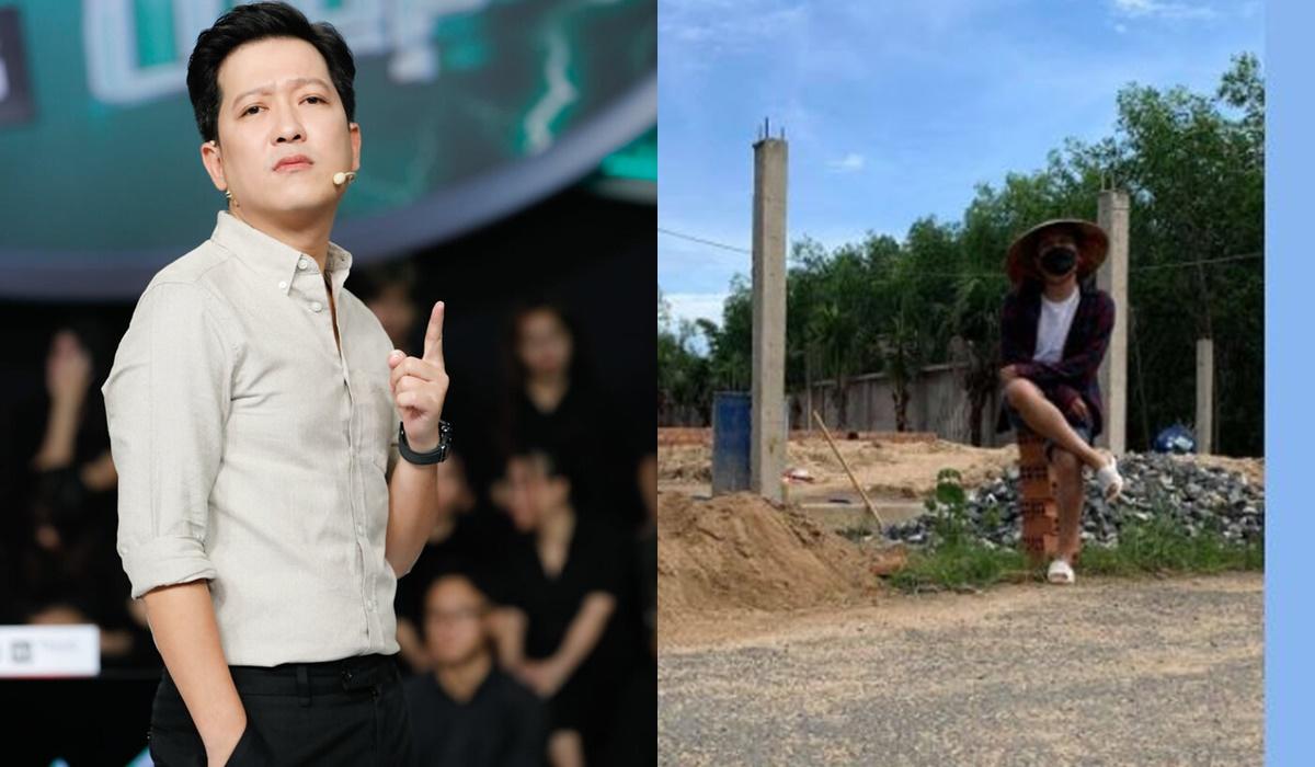 Kinh tế khó khăn mùa dịch, Trường Giang về quê lội bùn, chẻ củi, phụ hồ - 3