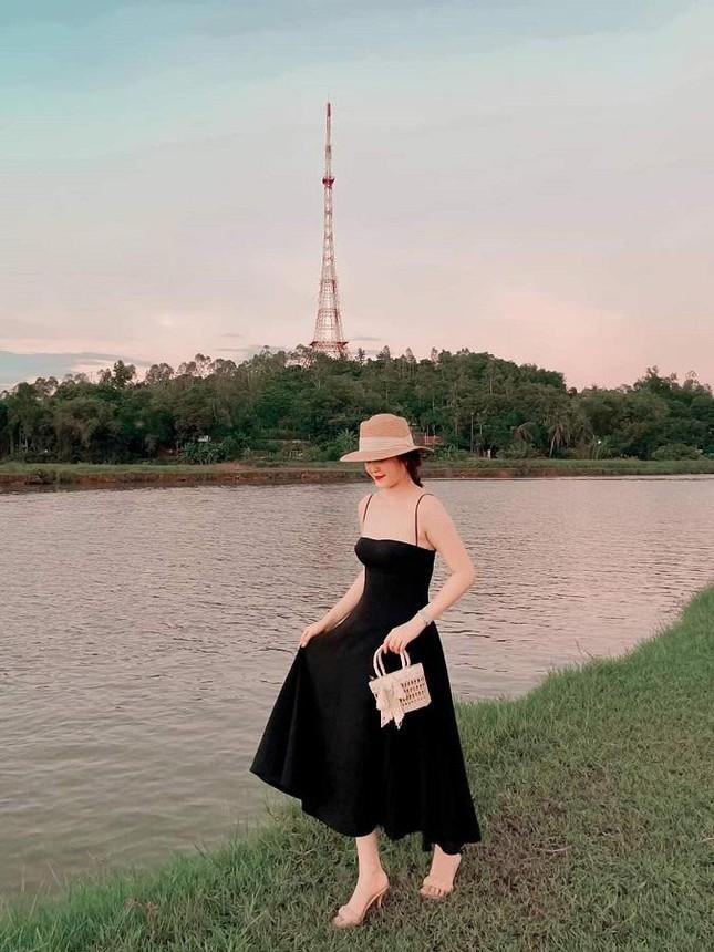 """Teen Quảng Nam ngất ngây với """"Tháp Eiffel"""" giữa lòng thành phố Tam Kỳ - 2"""