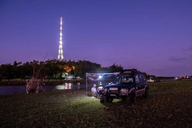 """Teen Quảng Nam ngất ngây với """"Tháp Eiffel"""" giữa lòng thành phố Tam Kỳ - 6"""