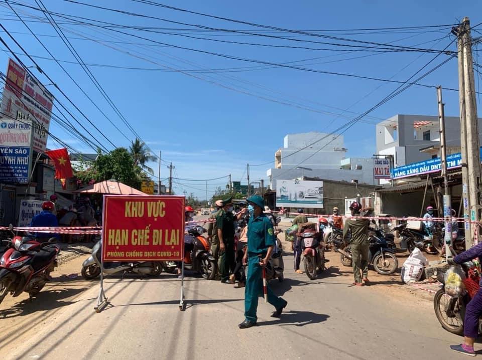 Bình Định: Khởi tố vụ án hình sự làm lây lan dịch bệnh COVID-19 ở thị xã Hoài Nhơn - 1