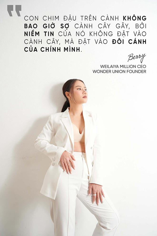 """CEO Linh Berry: """"Với Weilaiya, tôi đã giúp nhiều phụ nữ hiện thực hóa giấc mơ lập nghiệp"""" - 2"""