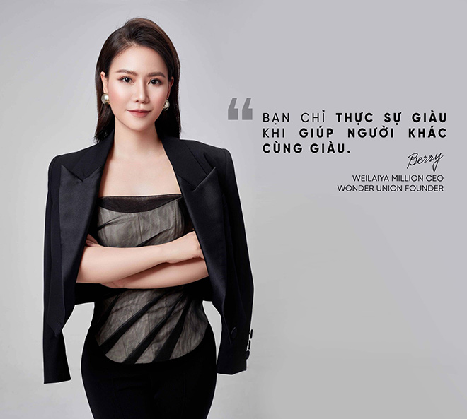 """CEO Linh Berry: """"Với Weilaiya, tôi đã giúp nhiều phụ nữ hiện thực hóa giấc mơ lập nghiệp"""" - 4"""