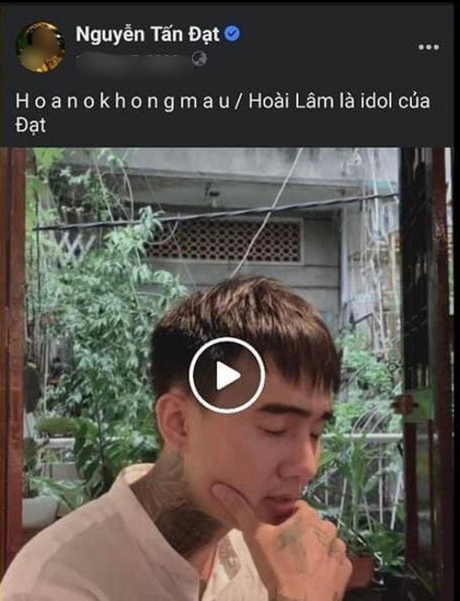 Lời nhắn của Hoài Lâm gây chú ý giữa lúc Đạt G bị tung clip gây xôn xao mạng xã hội - 4