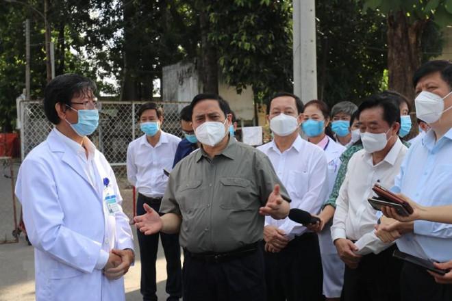 Bộ Y tế trình Thủ tướng chỉ thị mới về phòng, chống dịch Covid-19 - 1
