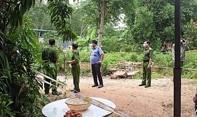 Dựng hiện trường giả cái chết của cha vợ, không qua mặt được cảnh sát điều tra - 1