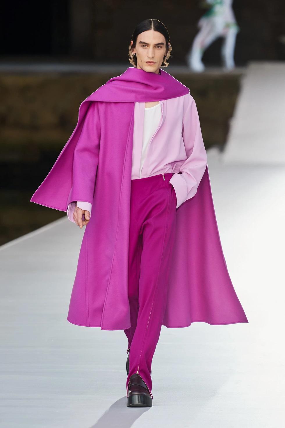 Valentino ra mắt bộ sưu tập Haute couture tôn kính thành phố Venice - 4